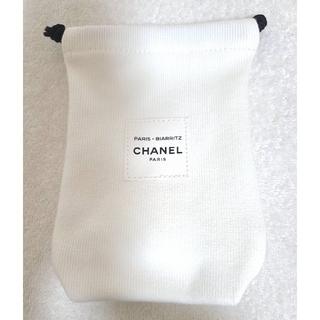CHANEL - シャネル 巾着ポーチ ノベルティ