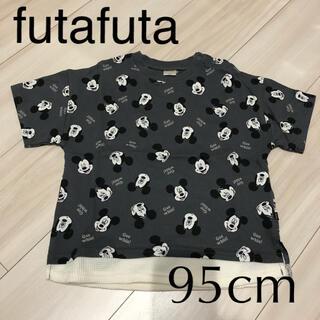 futafuta - バースデイ フタフタ レトロ ミッキー Tシャツ 95cm 新品