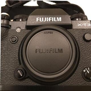フジフイルム(富士フイルム)の美品⭐︎ 富士フイルム X-T3ブラック ボディ(ミラーレス一眼)