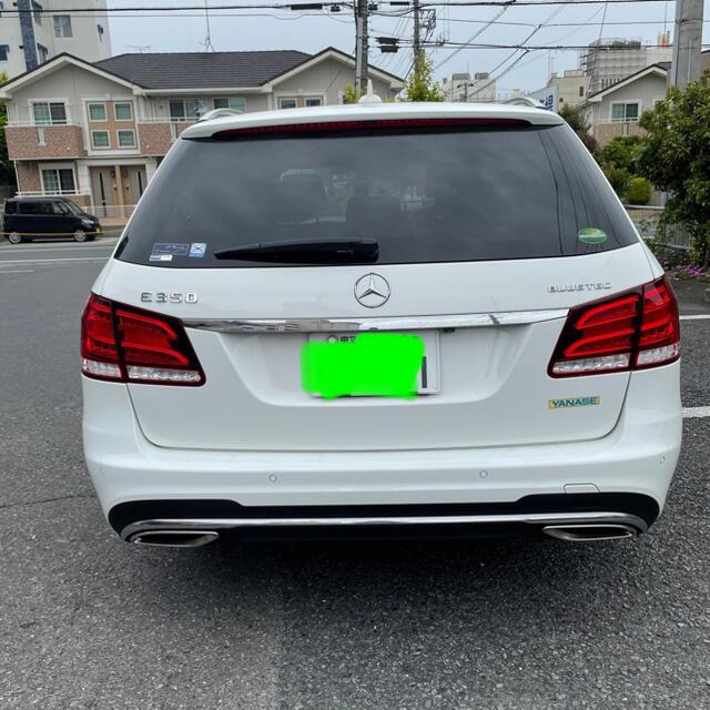Mercedes.E350、アバンG.☆ブルテック 自動車/バイクの自動車(車体)の商品写真