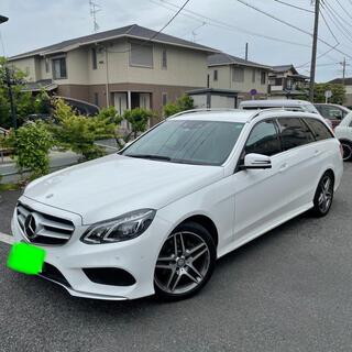 Mercedes.E350、アバンG.☆ブルテック
