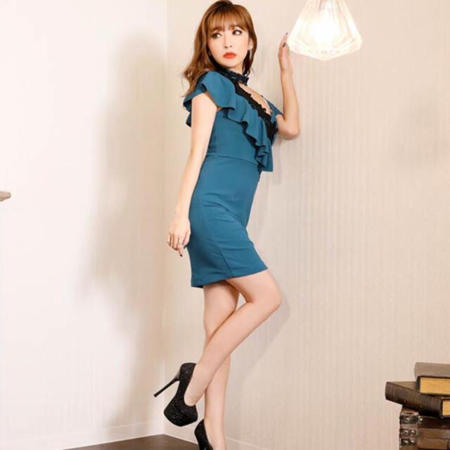 dazzy store(デイジーストア)のキャバ ドレス LL レディースのフォーマル/ドレス(ナイトドレス)の商品写真