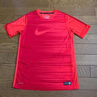 NIKE - NIKE ナイキ  140くらい フットサル サッカー 速乾性 シャツ
