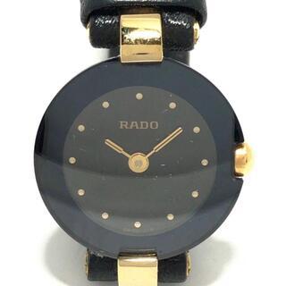 ラドー(RADO)のラドー 204.4079.4N レディース 革ベルト(腕時計)