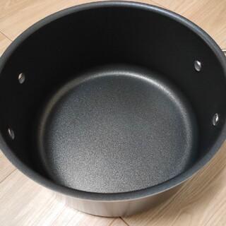 【新品未使用】Cuisinart クイジナート 深型鍋 25.5cm(鍋/フライパン)