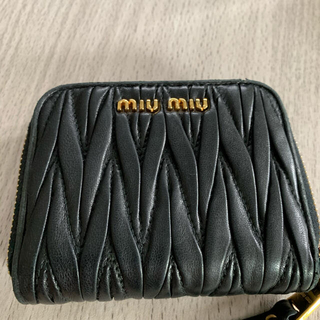 miumiu - ミュウミュウ小銭財布