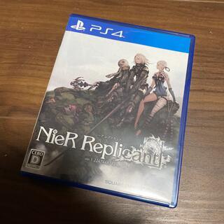 プレイステーション4(PlayStation4)の【即発送】NieR Replicant ニーア レプリカント PS4(家庭用ゲームソフト)