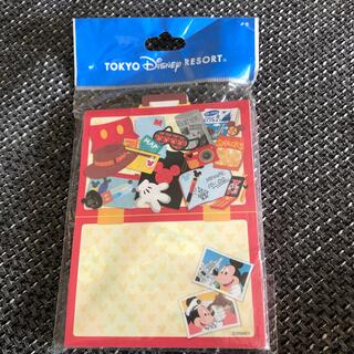 ディズニー(Disney)の東京ディズニーリゾート メモ ミッキーマウス(ノート/メモ帳/ふせん)