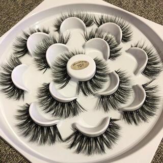 3D mink つけまつげ❤︎7ペア(つけまつげ)