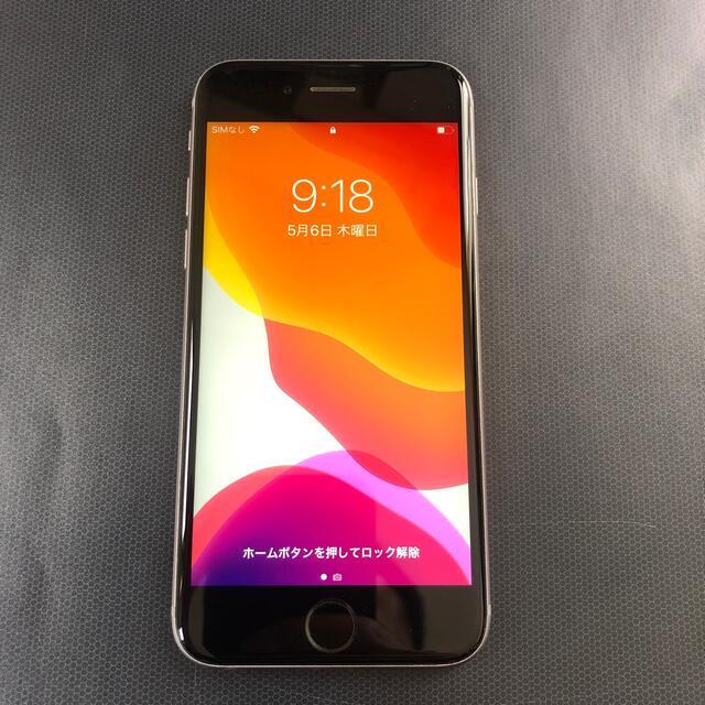 iPhone(アイフォーン)のiPhone6S 64G SIMフリー 美品 スマホ/家電/カメラのスマートフォン/携帯電話(スマートフォン本体)の商品写真