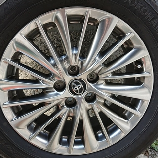 トヨタ - ヴェルファイア30 アルファード30 純正ホイール