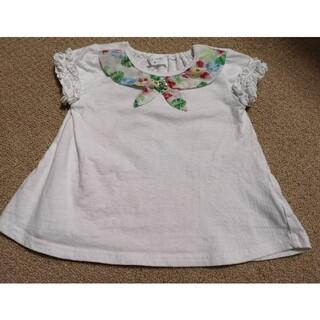 ウィルメリー(WILL MERY)のWILL MERY リボン Tシャツ 95cm(Tシャツ/カットソー)