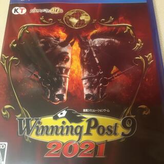 PlayStation4 - PS4用ソフト ウイニングポスト9 2021
