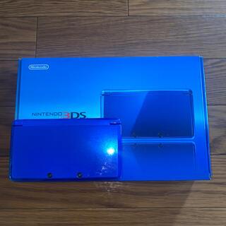 Nintendo 3DS コバルトブルー