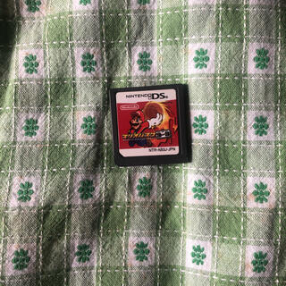 ニンテンドーDS(ニンテンドーDS)のマリオバスケ3on3  任天堂DS(家庭用ゲームソフト)