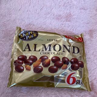 チョコレート(chocolate)のアーモンドチョコレート (菓子/デザート)