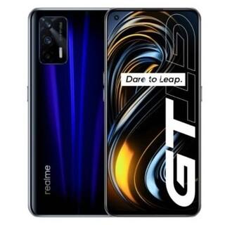 新品未開封 realme gt 12/256G ブルー(スマートフォン本体)