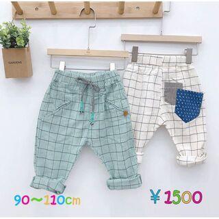 韓国 子供服 パンツ 90 100 110 男の子 夏(パンツ/スパッツ)
