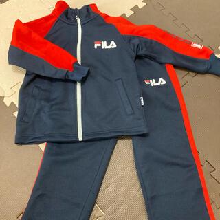 フィラ(FILA)の未使用 ジャージ上下 FILA 110cm 男の子 フィラ(その他)