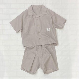 futafuta - 【新品】ボーイズ シャツ+ハーフパンツ 2点セット バースデイ