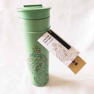 Starbucks Coffee - とふぃー様専用●スタバ★アニバーサリー2021ステンレスボトルサイレン