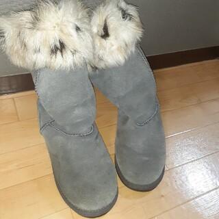 エミュー(EMU)のemuブーツ24センチ(ブーツ)