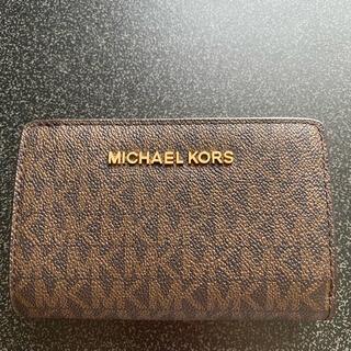 Michael Kors - MICHAEL KORS 二つ折り財布