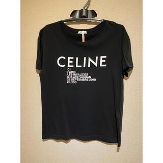 セリーヌ(celine)のceline  19ss tシャツ s(Tシャツ/カットソー(半袖/袖なし))