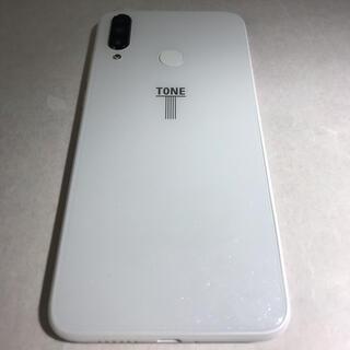 ANDROID - tone e20  SIMフリースマートフォン