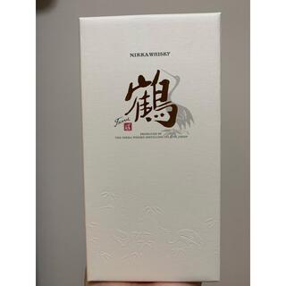 ニッカウイスキー(ニッカウヰスキー)のニッカ 鶴 余市蒸留所限定品 43度 700ml 5本セット(ウイスキー)