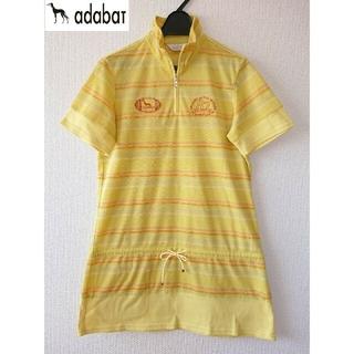 アダバット(adabat)の美品 ◆アダバッド◆ 半袖ウェア(Tシャツ(半袖/袖なし))
