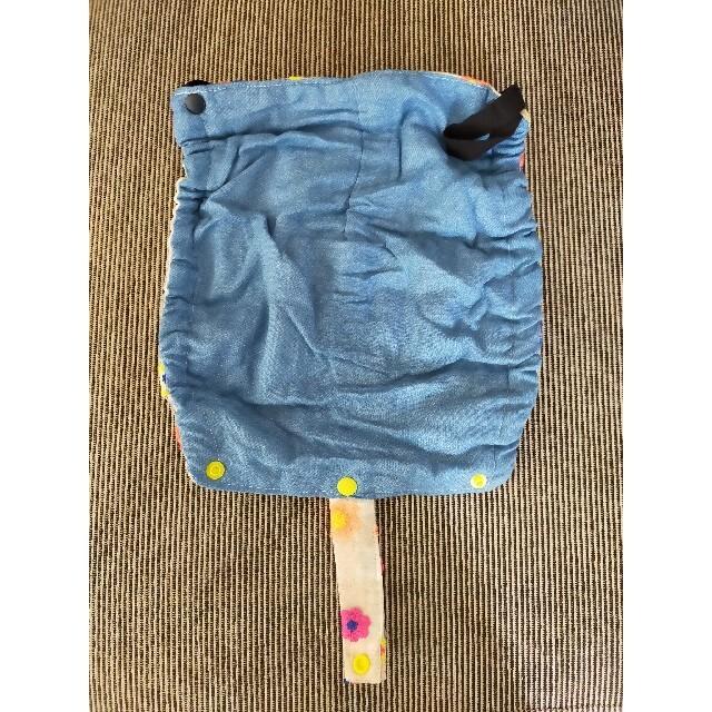 BABYBJORN(ベビービョルン)のベビービョルンONE+Air 抱っこひもカバー ハンドメイドのキッズ/ベビー(外出用品)の商品写真
