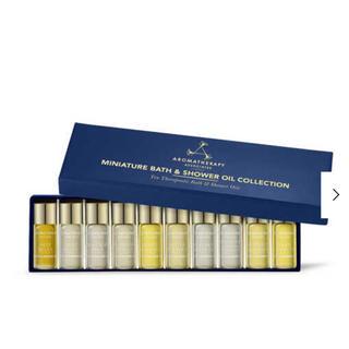 アロマセラピーアソシエイツ(AROMATHERAPY ASSOCIATES)のアロマセラピーアソシエイツ ミニチュアバスオイルコレクション 3ml×10(入浴剤/バスソルト)