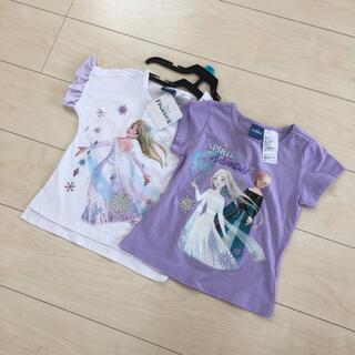 Disney - 新品 アナと雪の女王 Tシャツ 4T