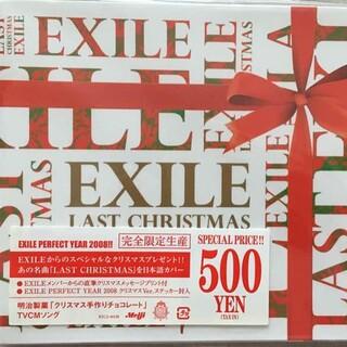 エグザイル(EXILE)の新品 EXILE LAST CHRISTMAS 完全限定生産盤(ポップス/ロック(邦楽))