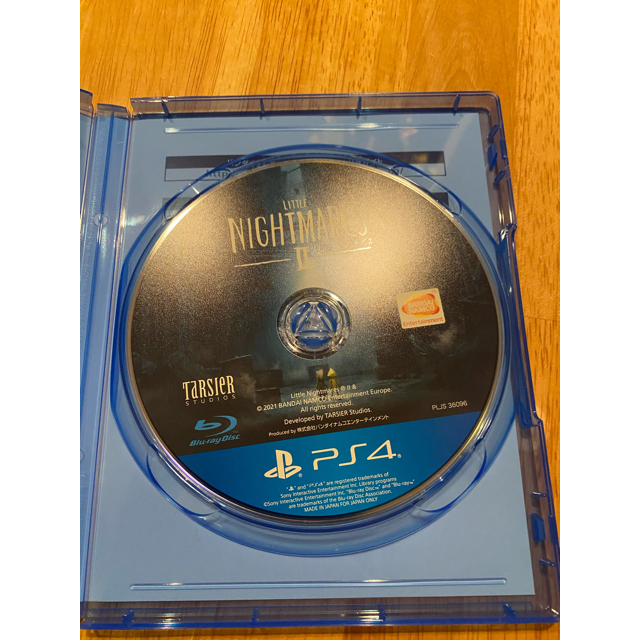 PlayStation4(プレイステーション4)のリトルナイトメア2 ps4 美品 お値下げ! エンタメ/ホビーのゲームソフト/ゲーム機本体(家庭用ゲームソフト)の商品写真