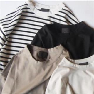 ヤエカ(YAECA)のオローネ ユレントTシャツ(Tシャツ(半袖/袖なし))