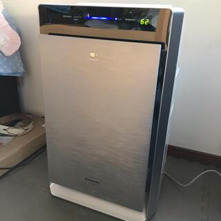 Panasonic - パナソニック 空気清浄機 加湿器 ナノイー F-VXK90