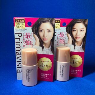 Primavista - プリマヴィスタ 皮脂くずれ防止化粧下地UV トライアルサイズ(8.5ml)