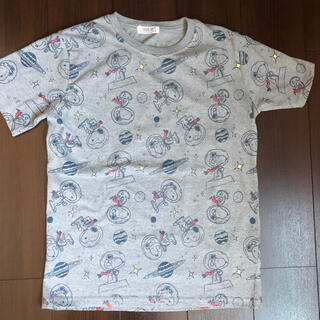 ピーナッツ(PEANUTS)のスヌーピー Tシャツ L(Tシャツ(半袖/袖なし))