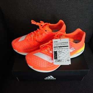 アディダス(adidas)のアディダス アディオスプロ adios pro Newカラー 26.5cm 新品(シューズ)