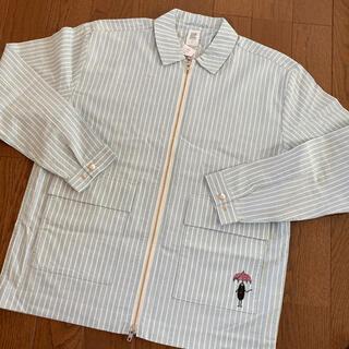 Design Tshirts Store graniph - グラニフ ☆ ブルゾン 綿100%
