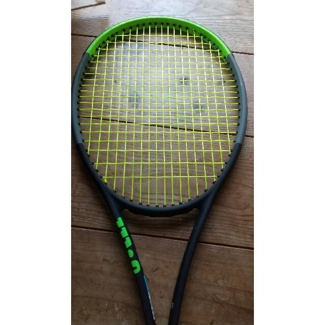 wilson(ウィルソン)の硬式テニスラケット Wilsonブレード 98v7.0 スポーツ/アウトドアのテニス(ラケット)の商品写真
