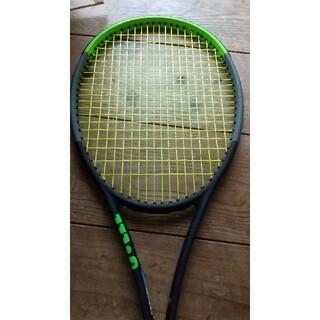 硬式テニスラケット Wilsonブレード 98v7.0