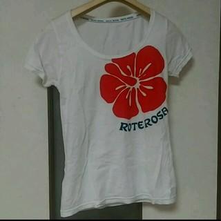 エルロデオ(EL RODEO)のローテローザ♥Tシャツ(Tシャツ(半袖/袖なし))