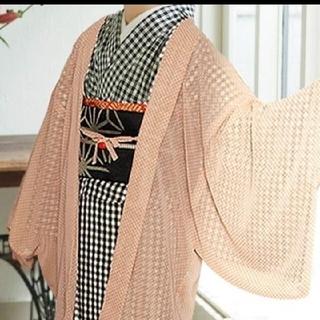 シフォン羽織り✩.*˚着物羽織り(着物)