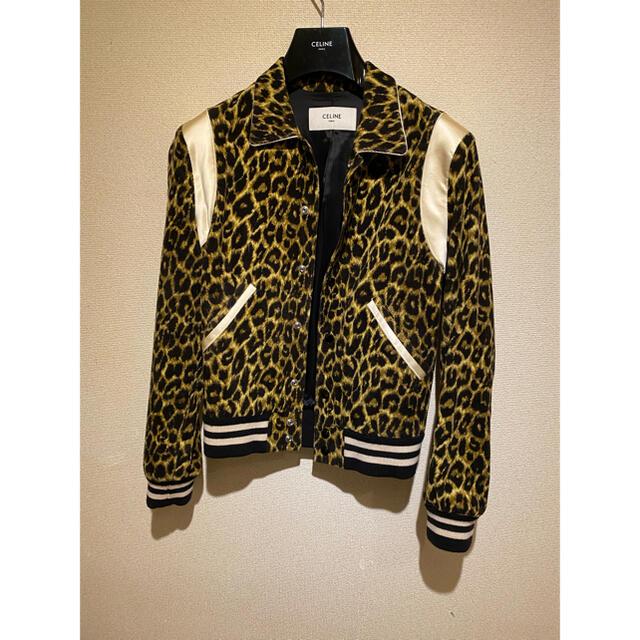 celine(セリーヌ)のceline  エディ スタジャン 44 メンズのジャケット/アウター(スタジャン)の商品写真