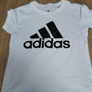 アディダス(adidas)のアディダス レディースTシャツ(Tシャツ(半袖/袖なし))