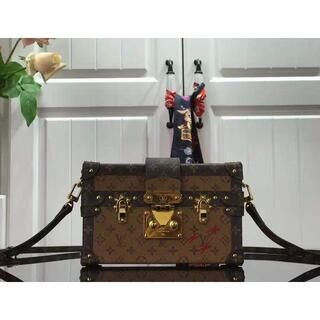 LOUIS VUITTON - petite malle handbag