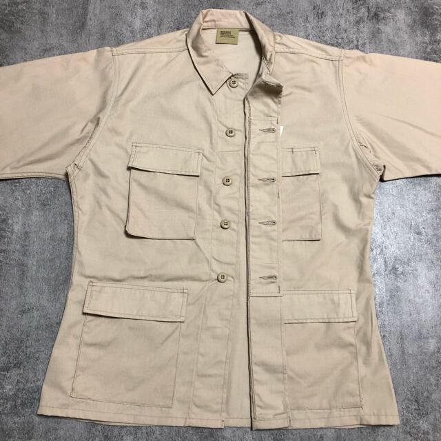 【デッドストック】アメリカ軍☆US ARMY BDUミリタリージャケット 00s メンズのジャケット/アウター(ミリタリージャケット)の商品写真